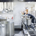 Do ogromnych atutów ośrodka należy posiadanie własnego zaplecza gastronomicznego.