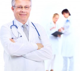Lekarze ośrodka